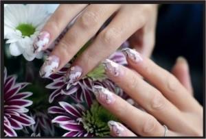 Decoración en las uñas