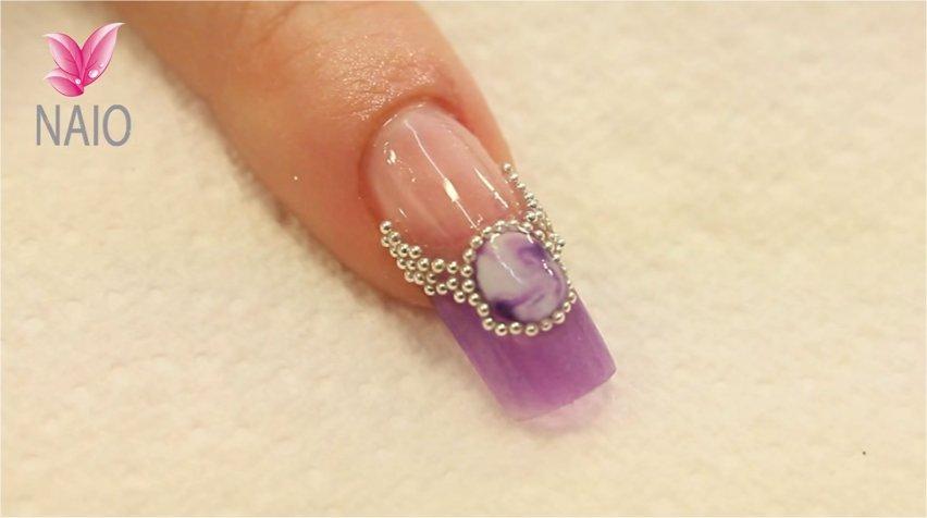 tutorial decoración de uñas