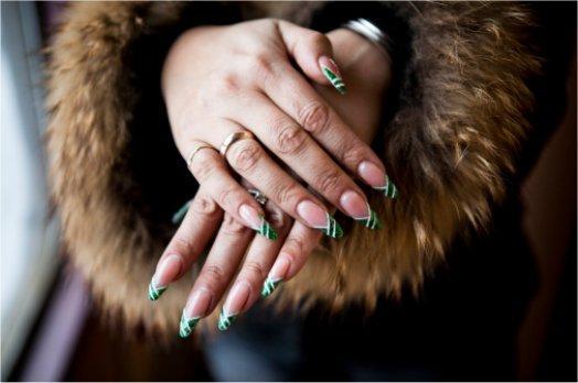 La consistencia correcta del acrílico para uñas