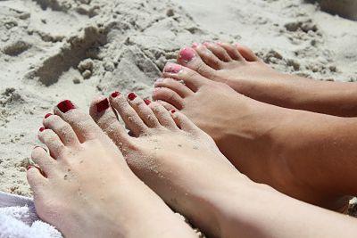 Protege tus uñas del calor
