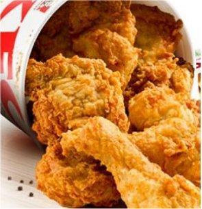 Esmaltes de KFC.
