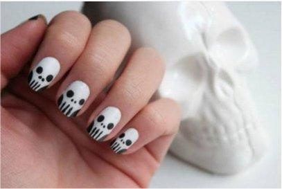 Ideas de uñas para Halloween