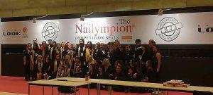 Nailympion 2017 grupo jueces