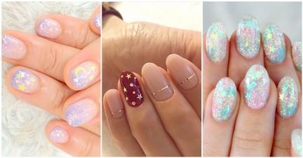 Star Nails ¡Manicuras cósmicas!
