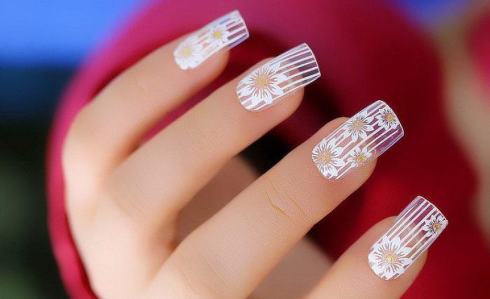 Uñas de Cristal