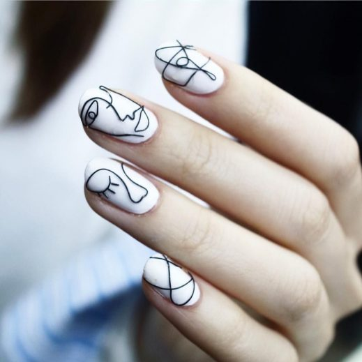 Wire work nails