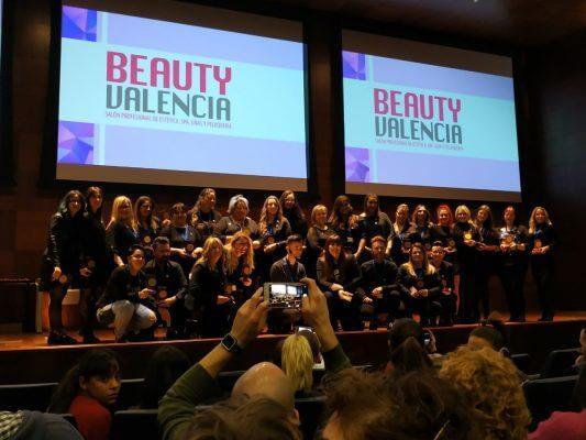Beauty Valencia 2019 Grupo Jueces