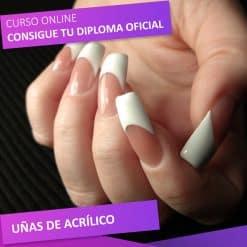curso uñas de acrílico online