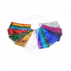 foils cromados holográficos