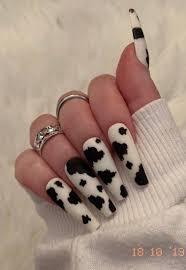 Cow nails o estampados de cuero de vaca - Tendencias - Uñas y Estetica