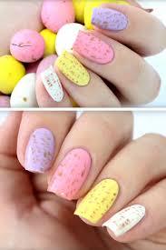 Diseño uñas acrílicas Egg nails - Tendenias - Uñas y Estética