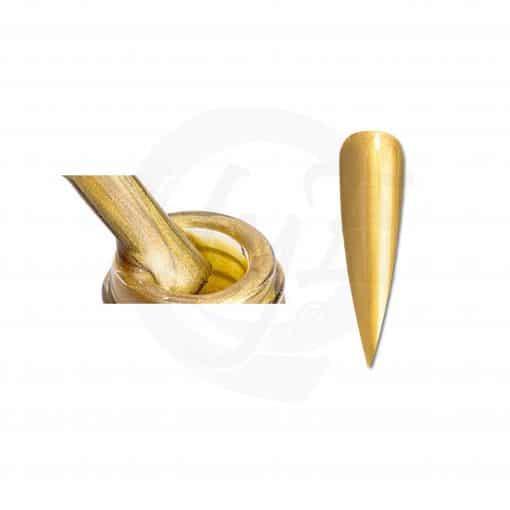 esmalte cromado oro