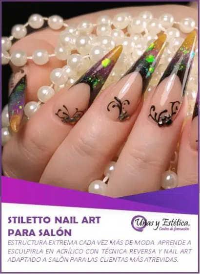 Curso Stiletto Nail-Art